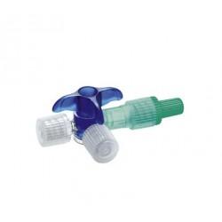 Дискофикс 3х ходовый инфузионный краник, B.Braun