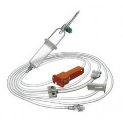 Линия инфузомат Спейс, ПВХ, 250см B.Braun