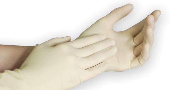 фото медицинские перчатки